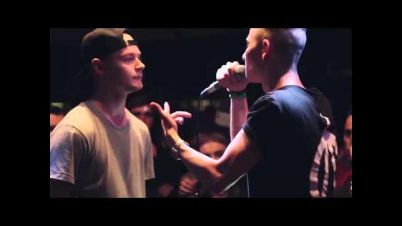 LVL UP Grime Clash (Russian) - Redo VS Obladaet