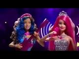 Barbie - Rock 'N Royals - Singing Princess Courtney - Mattel