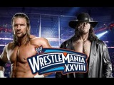WWE Wrestlemania 28 Undertaker vs Triple H Hell In A Cell Match.  Один из самых нервных боёв из всех которые я смотрел! Напряжение зашкаливает.