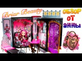 Обзор куклы Briar Beauty THRONECOMING BOOK из Ever After High от Анны