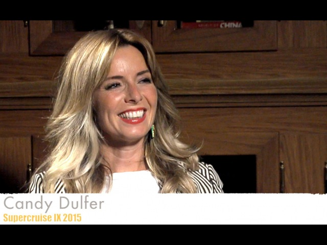 Candy Dulfer - Capital Jazz TV interview from The SuperCruise IX