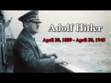 Adolf Hitler - A Man Against Time