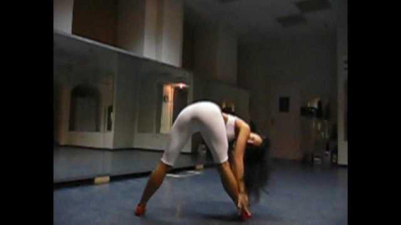 Стриппластика. Dance with Axinia Droplet: lesson 4