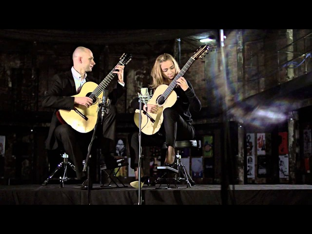 Kupinski Guitar Duo - Gioacchino Rossini - La gazza ladra