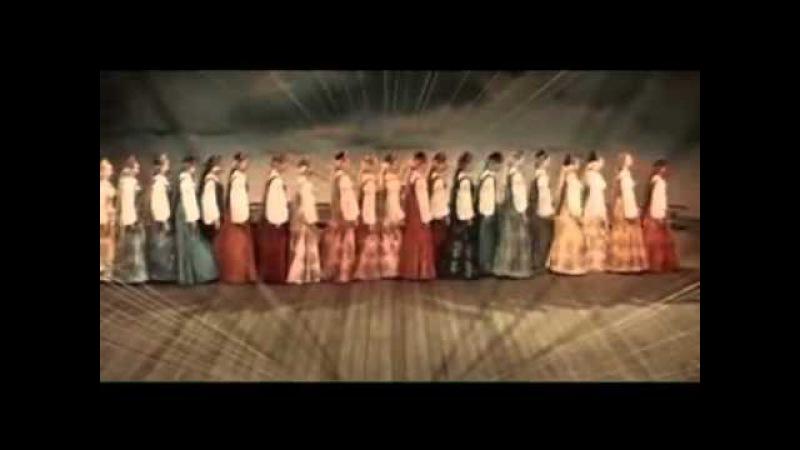 Ансамбль Березка - Мира Кольцова - Девичья весна - Прялица (1960)