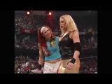 WWF SmackDown! Trish Stratus & Lita vs. Ivory & Jazz (HD)