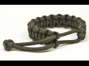 Make a Mad Max Style Paracord Survival Bracelet THE ORIGINAL -