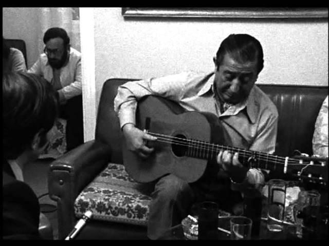 Melchor de Marchena _ Rito y Geografïa del cante Flamenco _ English subtitles