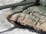 Tutorial Heavy Weathering on a Modern Tank