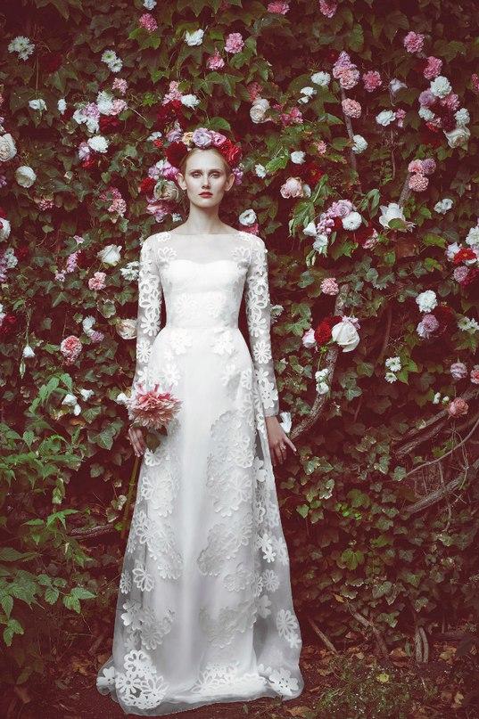 Ygm4SHD9 go - 10 самых ожидаемых свадебных тенденций весны 2016