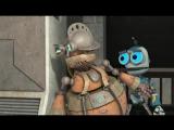 Роботы Болт и Блип 12