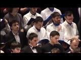 карл дженкинс месса мира генеральная репетиция концертный зал мариинки 1-2 номер