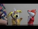 Кукольный театр. Видео для детей. Как правильно чистить зубы