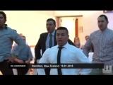 Самый необычный и символичный танец на свадьбе!!