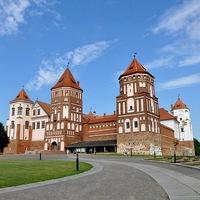 Крепости,замки и история их существования  РБ