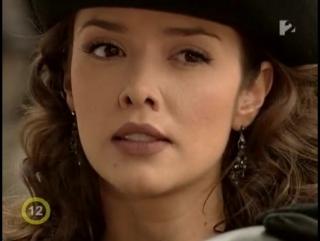Сериал Зорро Шпага и роза (Zorro La espada y la rosa) 040 серия