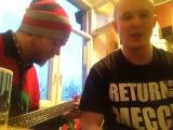 Симон и Алексей Журавель - создание новой песни (Live кухня)