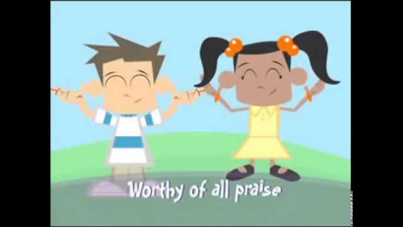 How Great is Our God Children's Ministry Worship Video by Yancy