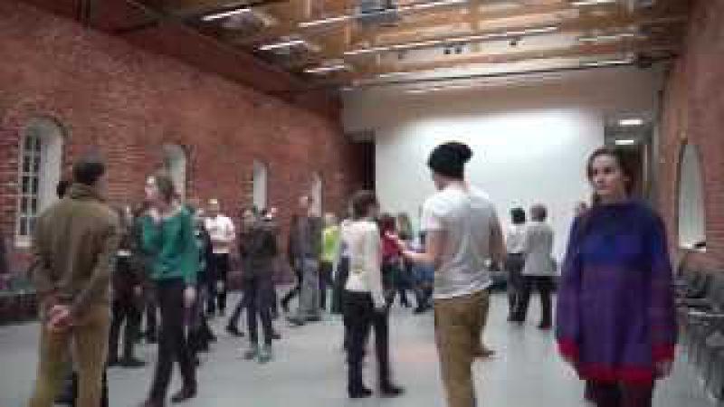 Лекция хореографа Александра Андрияшкина «Современный танец»