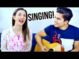Like I'm Gonna Lose You - Meghan Trainor ft. John Legend (Cover with Meg DeAngelis &amp Alex Aiono)