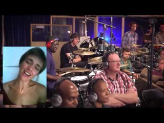 Camille Bertault sings Lingus by Snarky Puppy