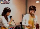 20071005 SNSD Taeyeon Tiffany Because of You Kelly Clarkson