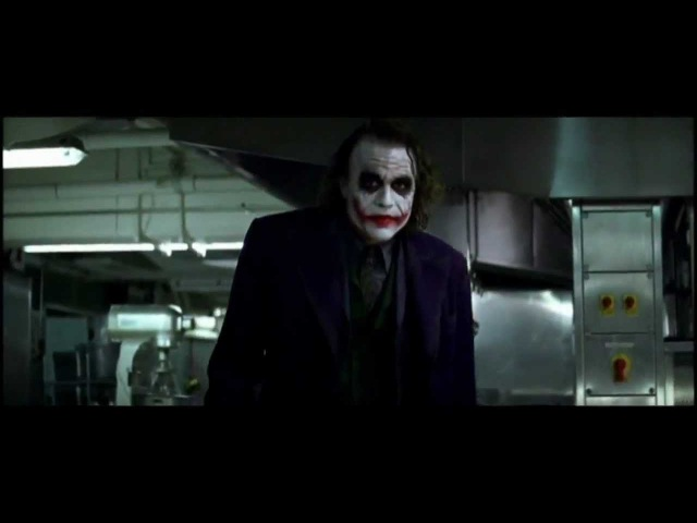 Память Хита Леджера его лучший образ Джокера
