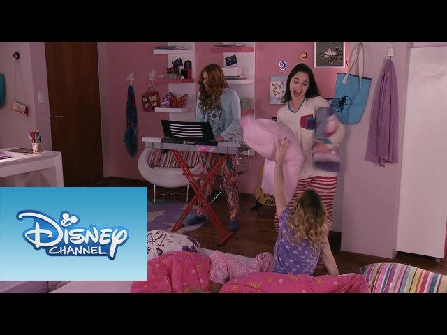 Violetta: Momento Musical: Fracesca, Violetta y Camila ensayan Encender nuestra luz » Freewka.com - Смотреть онлайн в хорощем качестве