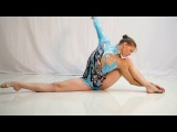 Flexible girl. Gymnastics. Splits - Video Dailymotion