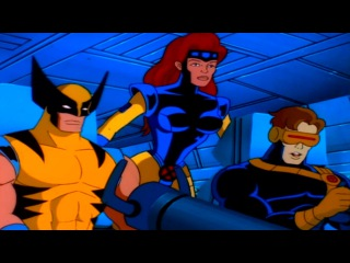Люди Икс: 1992 / X-men: 1992 - День окончания школы - Сезон 5 Серия 6 | Marvel