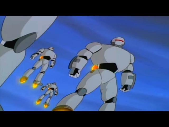 Люди Икс - Тайные планы - Сезон 5 Серия 5