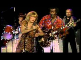 Tina Turner & Chuck Berry - Rock n roll music