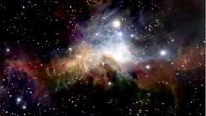 Неоднородность пространства. Серия Космос. Часть I
