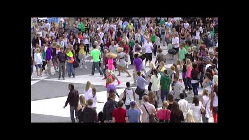 OFFICIAL Michael Jackson Dance Tribute STOCKHOLM