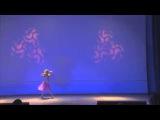 Остроухова Диана 7-ой Dance Star Festival 3 часть 14.12.14
