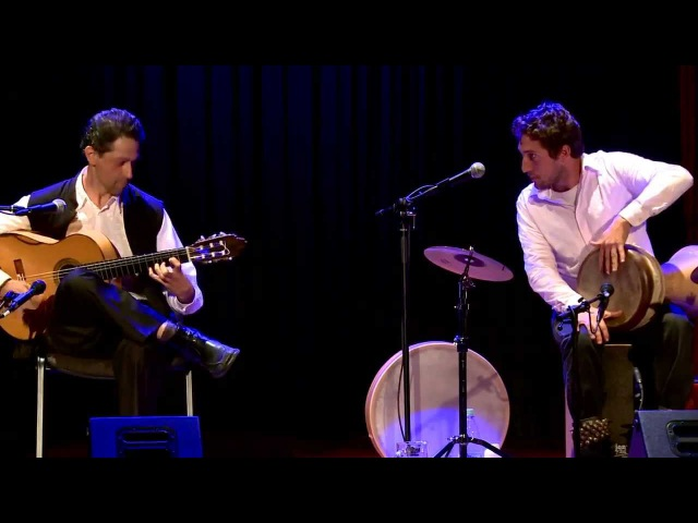 Duets- Itamar Erez and Yshai Afterman live- Omara