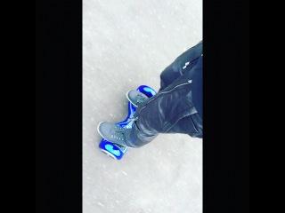 """@bilanofficial on Instagram: """"Спасибо @elektroboard.ru за новый вид транспорта! Нереально классные ощущения! Словами не передать. Всем рекомендую! #электроборд на…"""""""