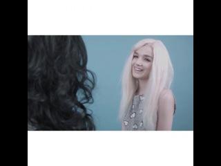 """that Poppy on Instagram: """"Charlotte interviews Poppy pt. 1 Youtube.com/Poppy"""""""