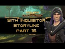 SWTOR Sith Inquisitor Storyline part 15: Getting rebuilt by Rakata AI
