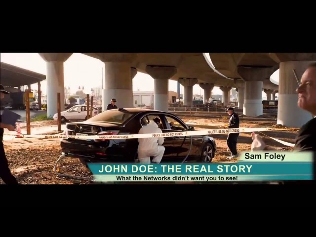 Джон Доу / John Doe: Vigilante (2014) - Трейлер фильма