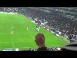 JUVENTUS Vs Napoli  Goal Zaza 1-0