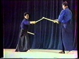 Tenshin Shoden Katori Shinto Ryu Kenjutsu Nito