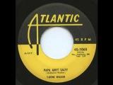 T-Bone Walker - Papa Ain't Salty (Atlantic 45-1065) 1954