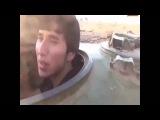 Умеренная оппозиция ради прикола заминировала узбека и взорвала его! Сирия