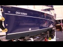 2015 TES Magnam 28 Shallow Water Coastal Sailing Cruiser Walkaround 2015 Toronto Boat Show