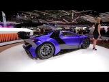 Автосалон в Женеве 2016 Techrules AT96 TREV supercar concept