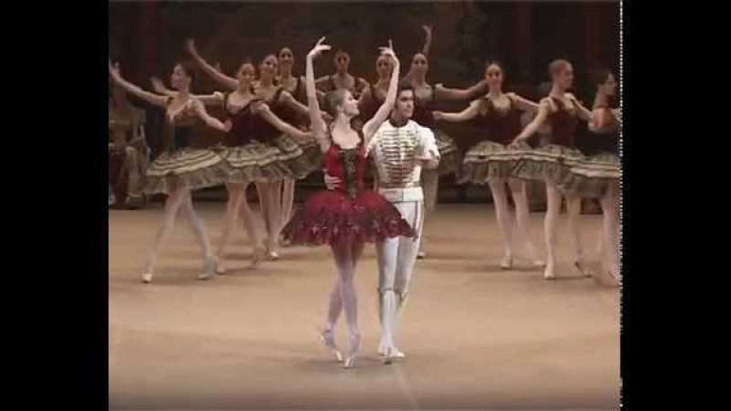 Отрывки из Гран па балета Paquita, 28.01.2010