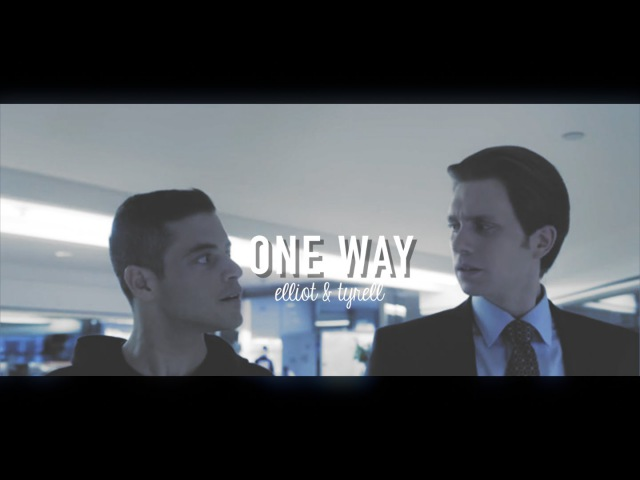 One way elliot tyrell