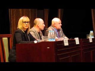 Николай Стариков. Выступление в Минске. 16 ноября 2015 года