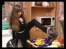 ICTV - Чудо-люди Девочка без рук делает все ногами